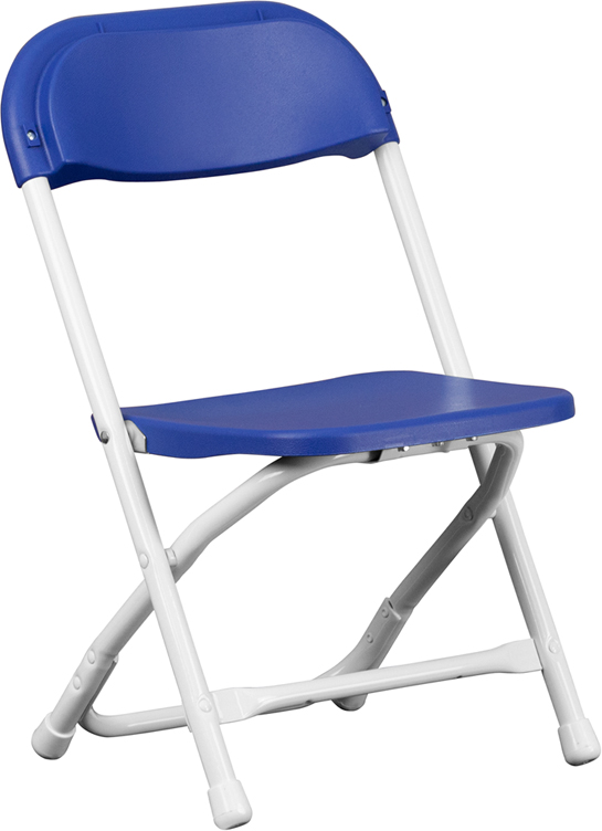 kids plastic folding chair blue 13549 | blueplastickidsfoldingchair