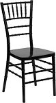 RESIN CHIAVARI CHAIR BLACK