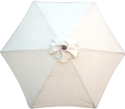 Ivory Market Umbrella