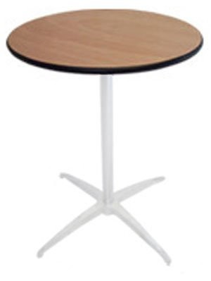 "KNOCKDOWN 30"" ROUND TABLE TOP ONLY!!"