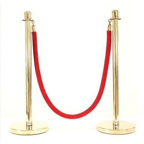 Stanchion Post Brass
