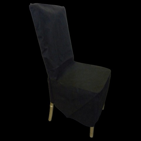 Chiavari Chair covers BLACK